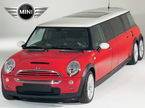 BMW Mini Limo XXL
