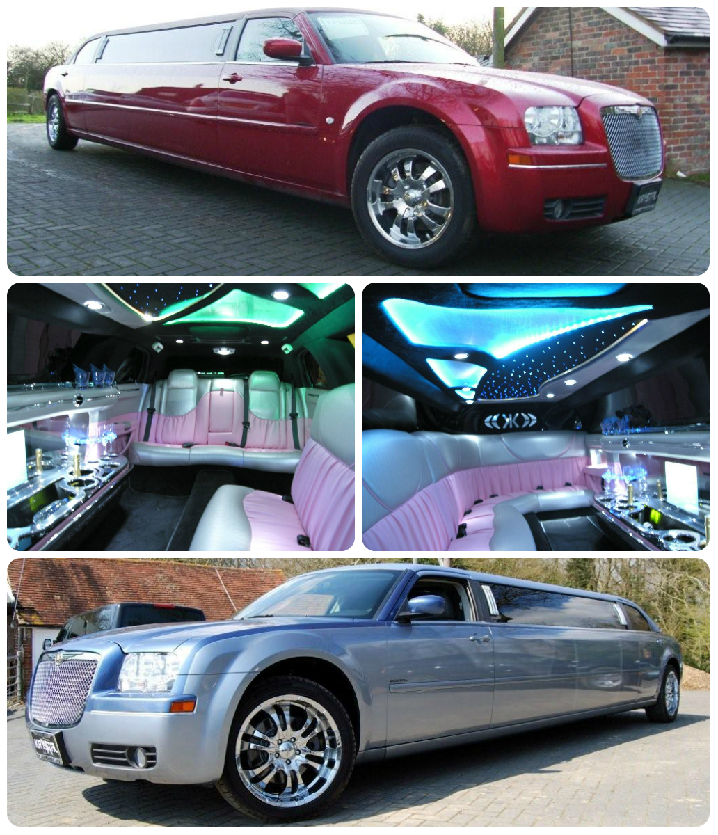 chrysler300c limos